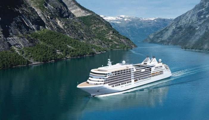 Ceļo ar luksu – apkārt pasaulei ar kruīza kuģi par 55 000 eiro