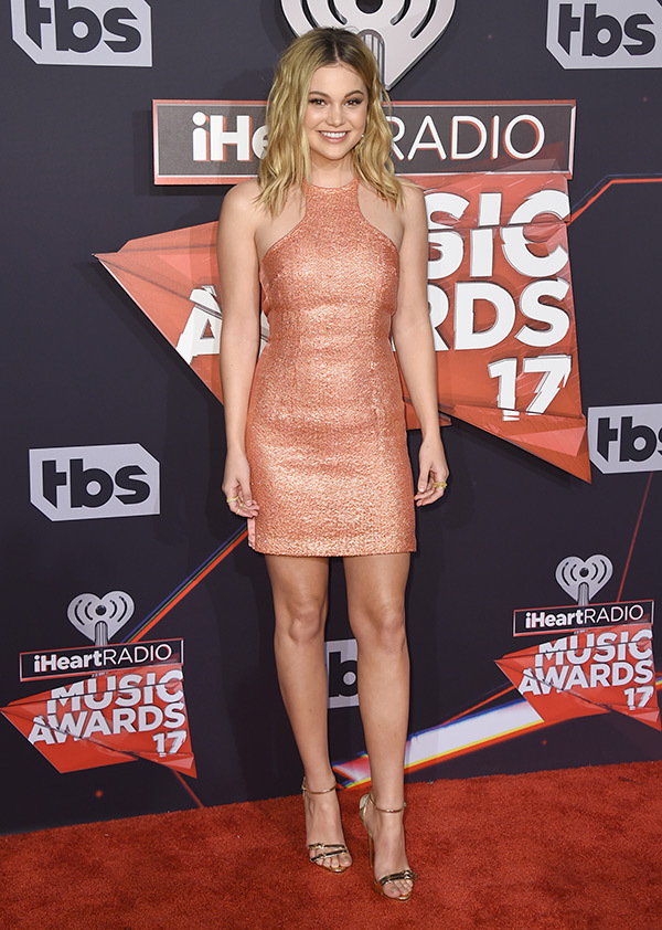 olivia-holt-iheartradio-music-awards-2017
